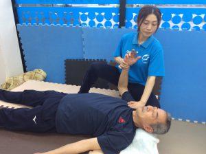 回復療法の施術で身体のケア